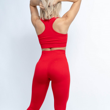 Bustiera Active Red