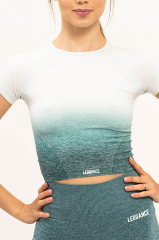 Tricou Fitness - Energy Green