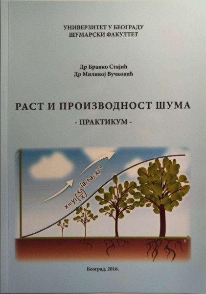 RAST I PROZVODNOST ŠUMA: praktikum/B. Stajić, M. Vučković