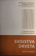 SVOJSTVA DRVETA: zbirka zadataka/Z.Popović, N. Todorović