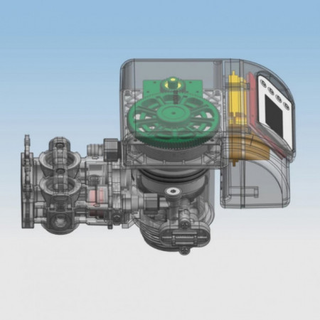 Dedurizator SOFT D 20 litri rasina