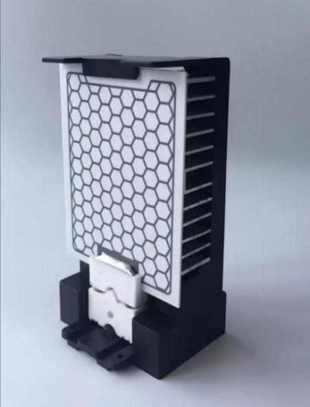 Generator de ozon pentru purificare aer Ozone AIR 200, culoare neagra