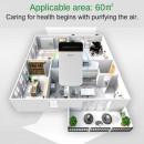Sterilizator aer UVC cu prezenta COMFORT AIR 48W