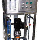 Osmoza inversa industriala 250 l/h 1500GPD