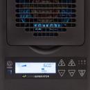 Generator ozon cu lampa UV, emitere ioni negativi și filtrare aer Karetech AIR 40 cu telecomanda