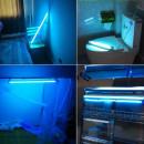 Sterilizator aer UVC cu lampa bactericida Philips 25w