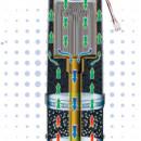 Membrana UF Ionizator BTM-105DN