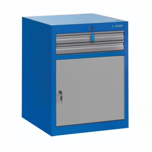 Dulap lat pentru scule - 2 sertare si usa - 990WDD2 - UNIOR