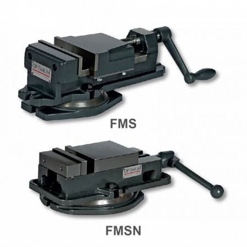 Menghine rotative de precizie - seriile FMS & FMSN