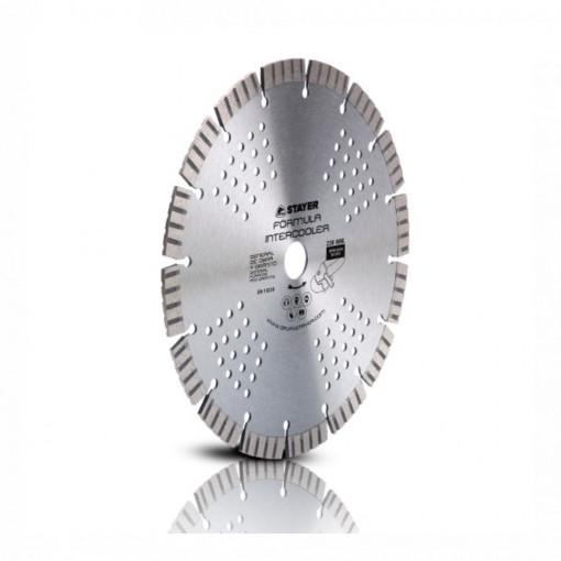 Disc diamantat FÓRMULA INTERCOOLER H12 - STAYER