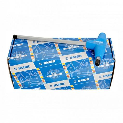Set de surubelnite cu cap hexagonal in cutie de carton - 193HXCB - Unior