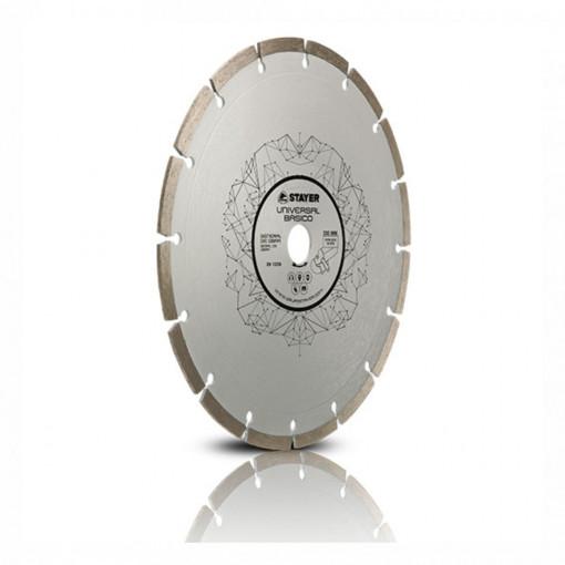 Disc diamantat UNIVERSAL BASIC - STAYER