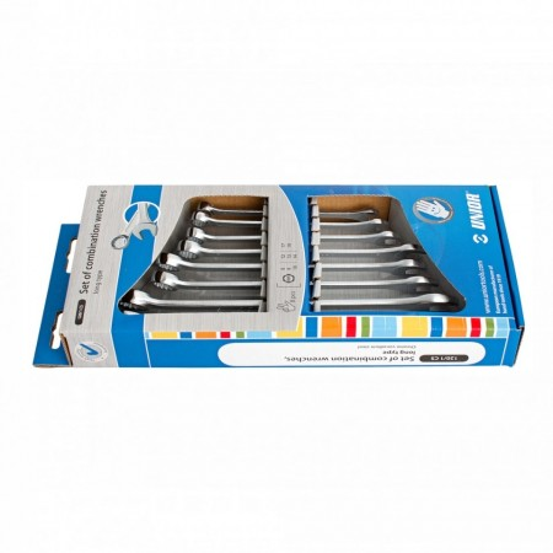 Set de chei combinate lungi in cutie de carton - 120/1CS