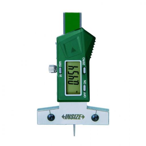 Subler digital de adancime pentru anvelope 0-25 mm - 1145-25A - INSIZE