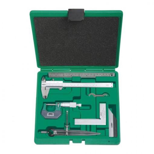 Trusa 6 instrumente de masura si control5063 Insize