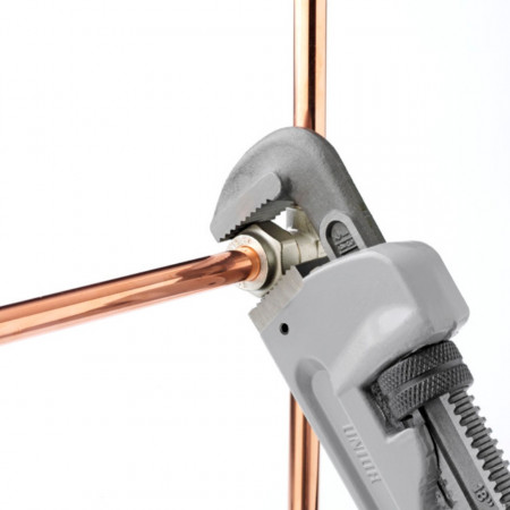 Cleste industrial pentru tevi din aluminiu - 492AL