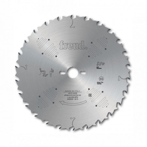 Panza circulara placata CMS pentru taierea longitudinala a lemnului masiv - LG1C - FREUD