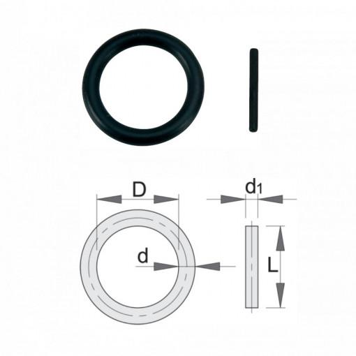 """Accesorii pentru capete chei tubulare de IMPACT 3/8"""" - 230.8/4 - Unior 2"""