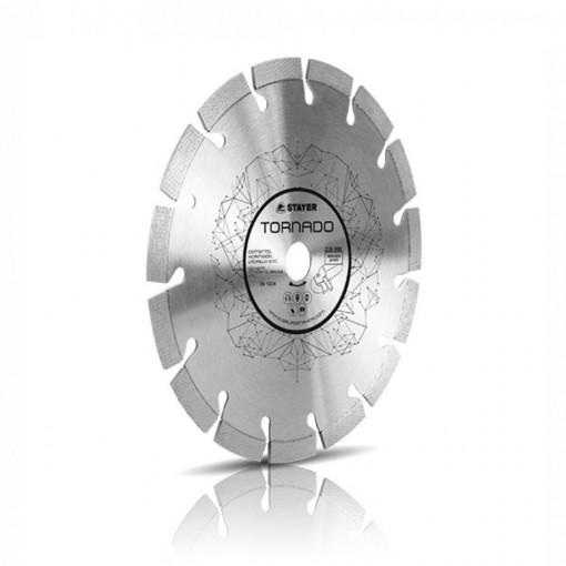 Disc diamantat TORNADO - STAYER