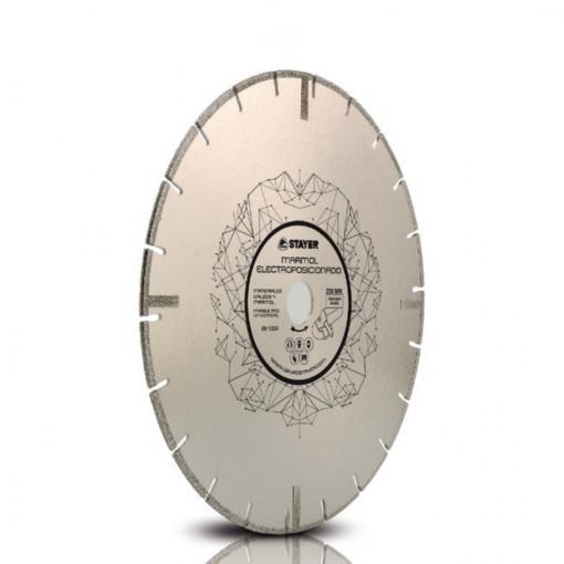 Disc diamantat MÁRMOL ELECTRODEPOSITADO - STAYER