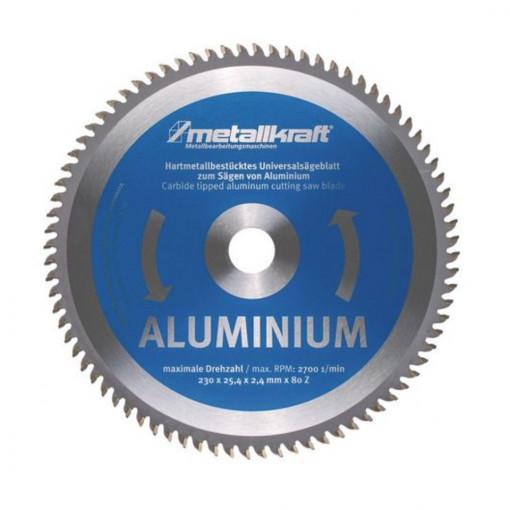 Discuri taiere aluminiu - METALLKRAFT