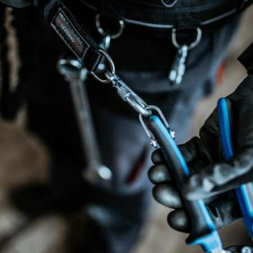 Cheie combinata cu clichet cu inel pentru carabiniera - 160/2-H