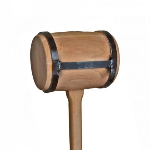 Ciocan de lemn ranforsat 6000g - 54