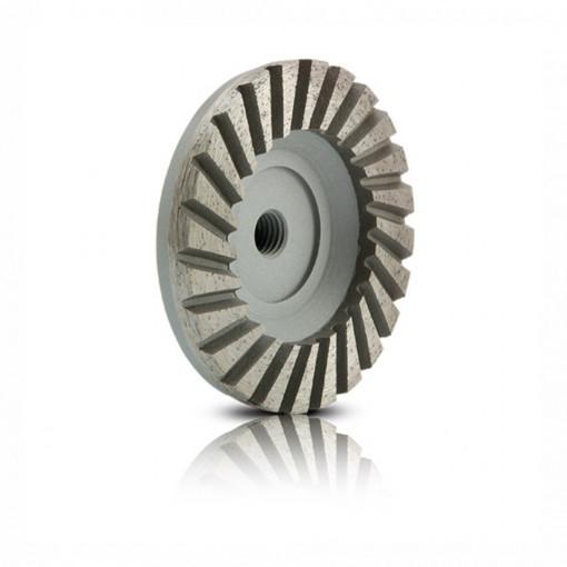 Disc oala segmentat din aluminiu - STAYER