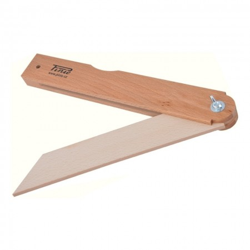 Raportor de lemn 40-1