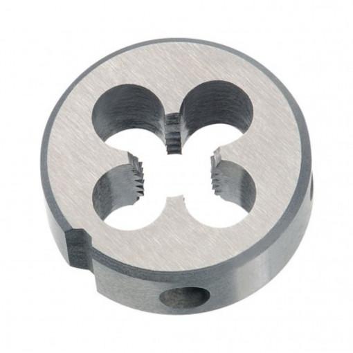 Filiera forma B, filet pentru tevi de gaz HSS (BSP) ISO DIN 228 (DIN EN 24231) filet pe stanga - Volkel
