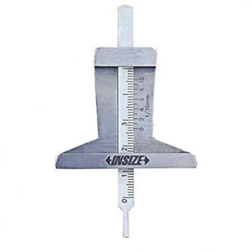 Subler de adancime pentru anvelope 0-30 mm - 1244-30 - Insize