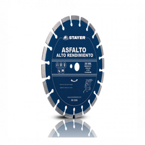 Disc diamantat ASFALTO - STAYER