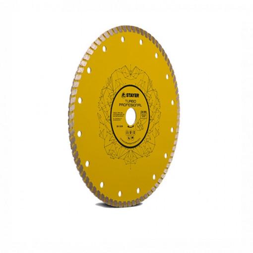 Disc diamantat TURBO PROFESIONAL - STAYER
