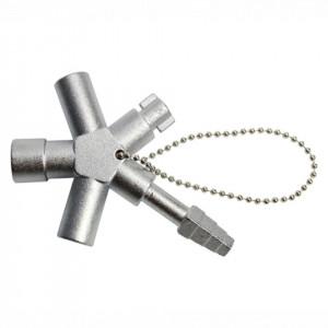 Cheie universala pentru panouri - SI - Key Bau