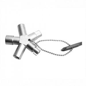 Cheie universala pentru panouri - SI - Key Elektro Plus