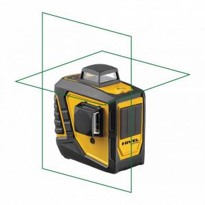 Laser in cruce cu raza verde (2x360º) CL2D-G