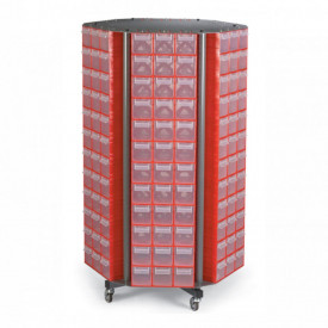 Organizator mobil 216 module (1560x1010x880mm) - CKM.50