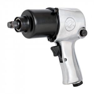 "Pistol pneumatic si set de capete chei tubulare 1/2"" in cutie de plastic - 1565"