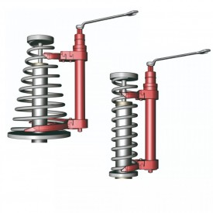 Scula pentru demontarea amortizoarelor si suspensiilor - 2051/4