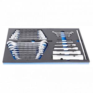 Set de chei inelare si tubulare in modul SOS - 964/29ASOS
