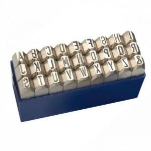 Set poansoane litere mari de la A la Z - Gravurem Nr.1 extra-extra