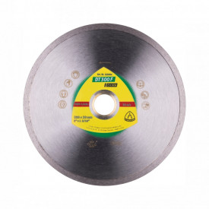 Discuri diamantate mari pentru debitat Plăci ceramice, Teracotă - DT 300 F EXTRA