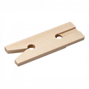 Placa traforare din lemn de fag - 490002