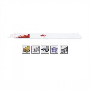 Set 5 panze pentru fierastrau sabie, dinti ceaprazuiti, HSS Bimetal - 8928