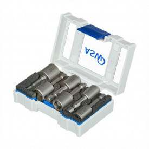 Trusa biti tubulari cu magnet 6 piese - KL-6 620