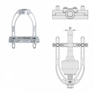 Dispozitiv de extras garnituri de instalatie homocinetice, D 18-36 - 2041/2