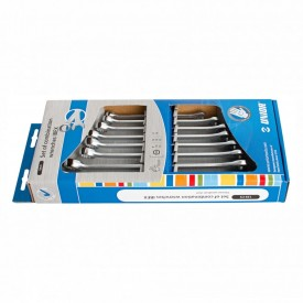 Set de chei combinate IBEX in cutie de carton - 129/1CS