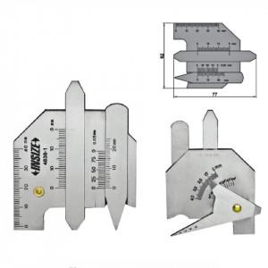 Subler sudura 4838-1 - Insize detalii