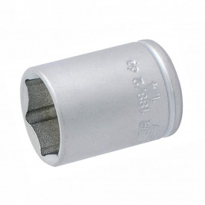 """Trusa capete chei tubulare 1/4"""" in cutie metalica - 188B"""
