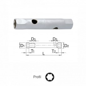 Chei tubulare teava - 215/2